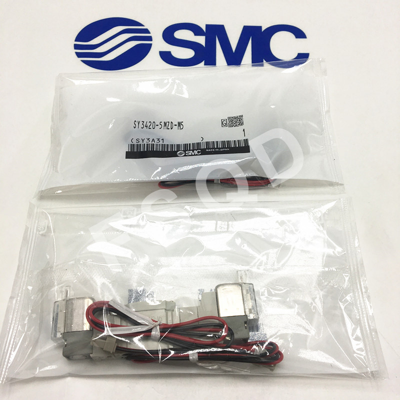 SY3520 5MZD M5 SY3420 5MZD M5 SYJ3143 6LOU Q SYJ314M 5GS SMC solenoid valve pneumatic component