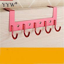 Modern Heart Pattern Hook Bathroom Towel Hanger Wall Door Hooks Clothes Hanging Rack Holder Kitchen Accessories