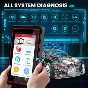 Image 2 - LAUNCH X431 Pro Mini v3.0 автомобильный диагностический инструмент WiFi/Bluetooth OBD2 полная система X 431 Pro Pros Мини Автомобильный сканер 2 года бесплатное обновление