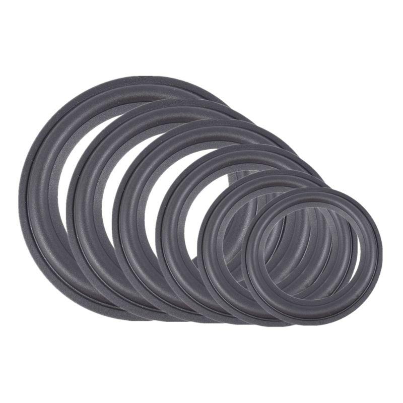 4 inch Speaker Foam Ring Repair Parts Foam Surround For 5 inch 6.5 inch 8 inch 10 inch Woofer Car Speaker Home Audio Diy On Sale