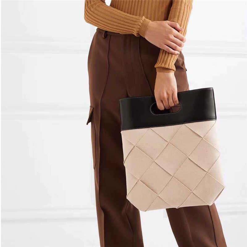 牛革バッグレディース本革ハンドバッグ大ヴィンテージ女性新 2020 オフィスショルダーバッグ女性のための