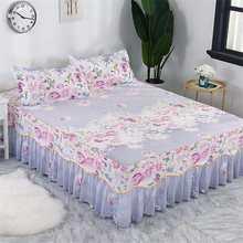 Комплект постельного белья из 2020 хлопка с алоэ кружевная постельная