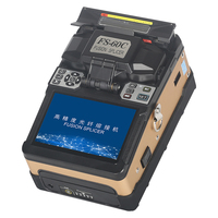 FS 60C Golden Automatic Fusion Splicer Machine Fiber Optic Fusion Splicer Fiber Optic Splicing Machine