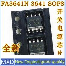 5 pçs/lote novo original 3641 fa3641n chip de alimentação de comutação sop8 boa qualidade