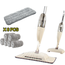 40x14cm Mop Replacement The Cloth Home Use Practical Household Dust Cleaning Tools Reusable Microfiber Pad For 4 in 1 Spray
