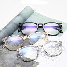 Light-Glasses Computer-Gaming Optical-Flat-Mirror Women Eye-Protector Reading Transparent