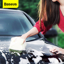 Baseus شامبو للسيارة غسل الصابون غسيل السيارات السائل منتجات العناية السيارات المنظفات التركيز رغوة تنظيف الكرة اكسسوارات غسيل السيارات