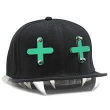 GBCNYIER DJ Music Madman Hat Hip-Hop Hipster Flat Brim Cap Fashion Hip Hop Sport Unisex Hyperbole Visor Cool Nightclub