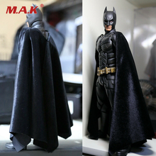 цена на In stock 1/6 Scale The Dark Knight Batman Cloak Prop Model for 12 Male Figure Body Toys 12 action figure ACCS