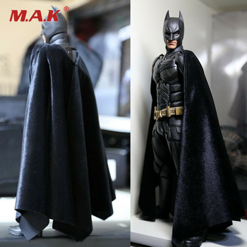 цена In stock 1/6 Scale The Dark Knight Batman Cloak Prop Model for 12