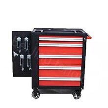 Ящик для инструментов для ремонта авто/ящик для инструментов с 5 ящиками продается по заводской цене/шкаф для инструментов