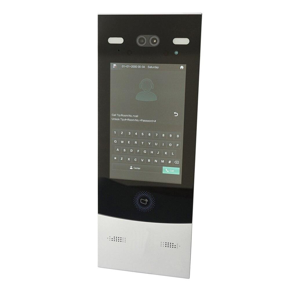 Without Logo Apartment IP Video Intercom VTO7521G 8 Inch Digital Outdoor Station,door Phone,SIP Doorbell