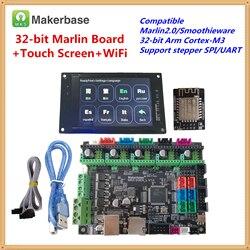 Совместимый Marlin2.0 Smoothieware MKS SGEN-L-карта + MKS TFT35 сенсорный ЖК-дисплей + MKS TFT Wi-Fi часть аналогичная BIGTREETECH SKR V1.3 плата