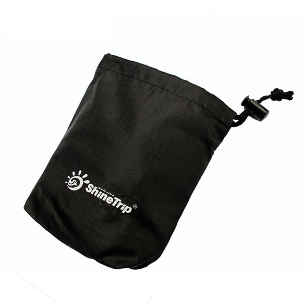Outdoor Ditty Bag Small Drawstring Bags Camping Storage Bag Mesh Stuff Sack