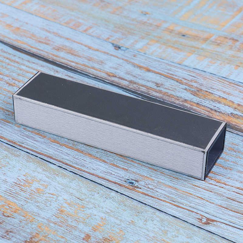 Aluminium Alloy 1 PC Gitar Keluarga Gitar Bass Fret Leveling untuk Gitar Bass Perbaikan Polishing