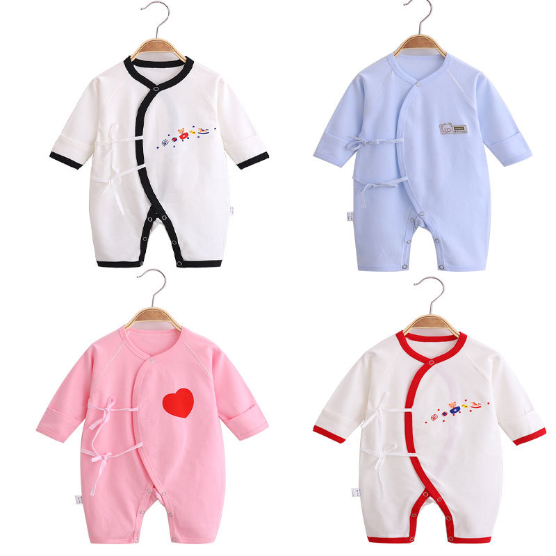Baby Boys Girls Clothes Infant Clothes Cotton Baby Rompers Baby  Spring Clothing Set Ropa De Bebe Toddler Girl Clothes