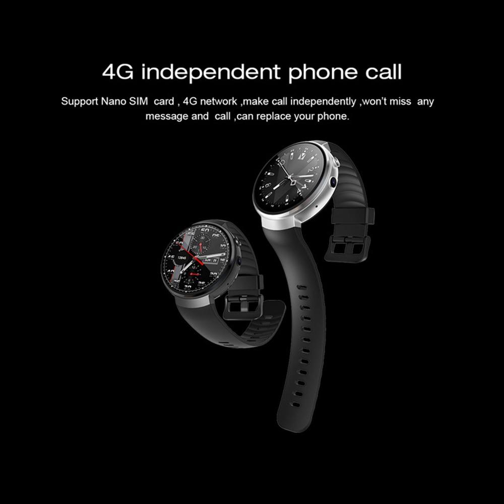 Z28 Smartwatch 1.39inch 1+16GB Heart Rate Monitor GPS Camera 4G Call Pedometer Smart Watch man Women Passometer Fitness Tracker