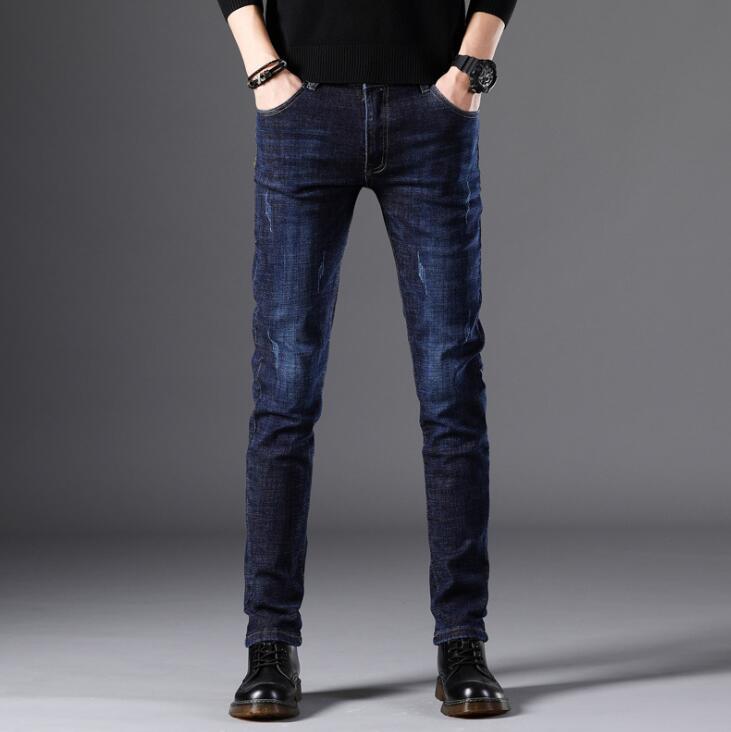 2020 Fashion New Design Straingt  Denim Trousers Classic Men Jeans On Hot Sales