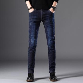2020 Mode Neue Design Straingt Denim Hosen Klassische Männer Jeans Auf Heiße Verkäufe
