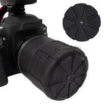 Lens-Cover Protector Slr-Camera Anti-Dust Universal Silicone Waterproof for DSLR