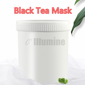 Black Tea Mask Stay up late skin Repair Late Night Muscles Pores Water Smoothing Elasticity 1000g