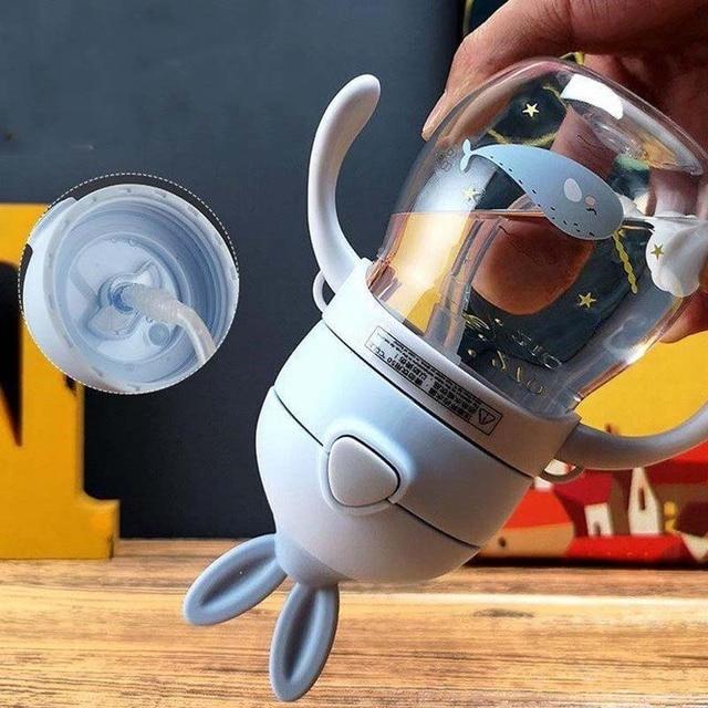 حار زجاجة رضاعة للأطفال مكافحة المغص الهواء تنفيس واسعة الرقبة الطبيعية التمريض زجاجة تستخدم في الرضاعة للرضع BPA الحرة 270 مللي الطفل زجاجات منتجات العناية الشخصية 3