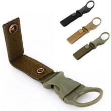 Походная Военная нейлоновая тесьма, пряжка, крючок, держатель для бутылки с водой, зажим для альпинизма, карабин, ремень, рюкзак, вешалка, крючки, инструменты для активного отдыха