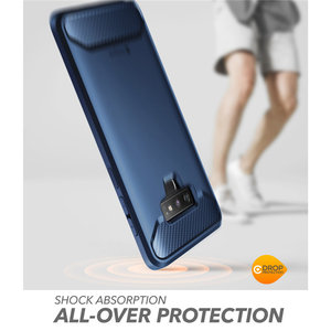 Image 3 - For Samsung Galaxy Note 9 Case Clayco Xenon Full Body Rugged Cover with Built in 3D Curved Screen Protector For Galaxy Note 9