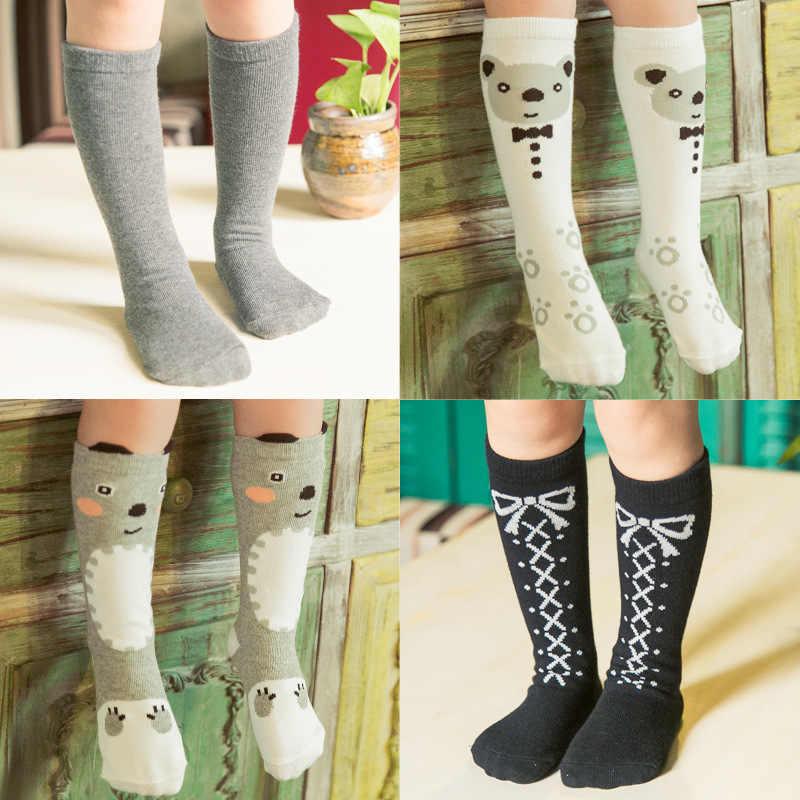 C001-2 chaussettes pour enfants 1-10 ans chaussettes pour enfants corée du sud doux mignon hommes et femmes bébé Medeum chaussettes en coton