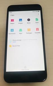 Image 2 - מקורי מגע מסך + LCD תצוגה + האם UMIDIGI C הערה 2 MTK6750T אוקטה Core 5.5 אינץ FHD משלוח חינם