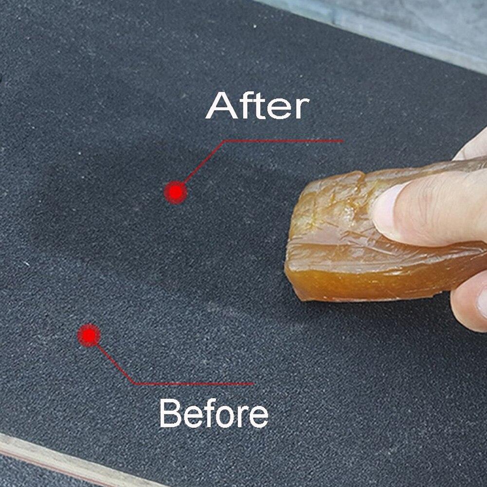 Высококачественный резиновый прочный чистящий инструмент Griptape, очиститель, ластик уборка, наборы, подходит для скейтборда Longboard Cruiser