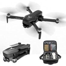 Sg906 pro dobrável gps 5g wifi fpv rc quadcopter com 4k ultra hd câmera de posicionamento fluxo óptico drone vs f11 x46g
