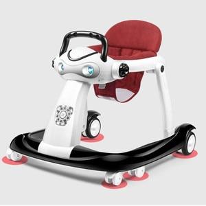 Baby walker anti-o leg anti ro