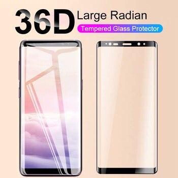 36D Pellicola protettiva / Vetro Temperato per Samsung Note 10 10+ 9 8 - Note 10 Plus Pro 1