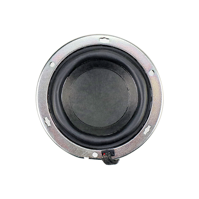 3.5 Inch Woofer Speaker Neodymium Subwoofer 4OHM 30W 2pcs 3