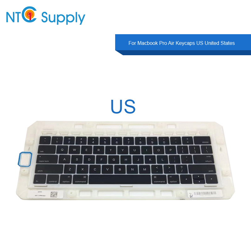 NTC Supply Brand New Keycaps US For Macbook Pro Air A1706 A1707 A1708 A1932 A1989 A1990 A2159 A2141 Keycaps US United States