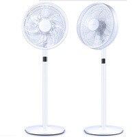 Ventilador eléctrico  ventilador de Pedestal silencioso para el hogar  ventilador de circulación de siete hojas con Control remoto  tienda insignia para Fans verticales