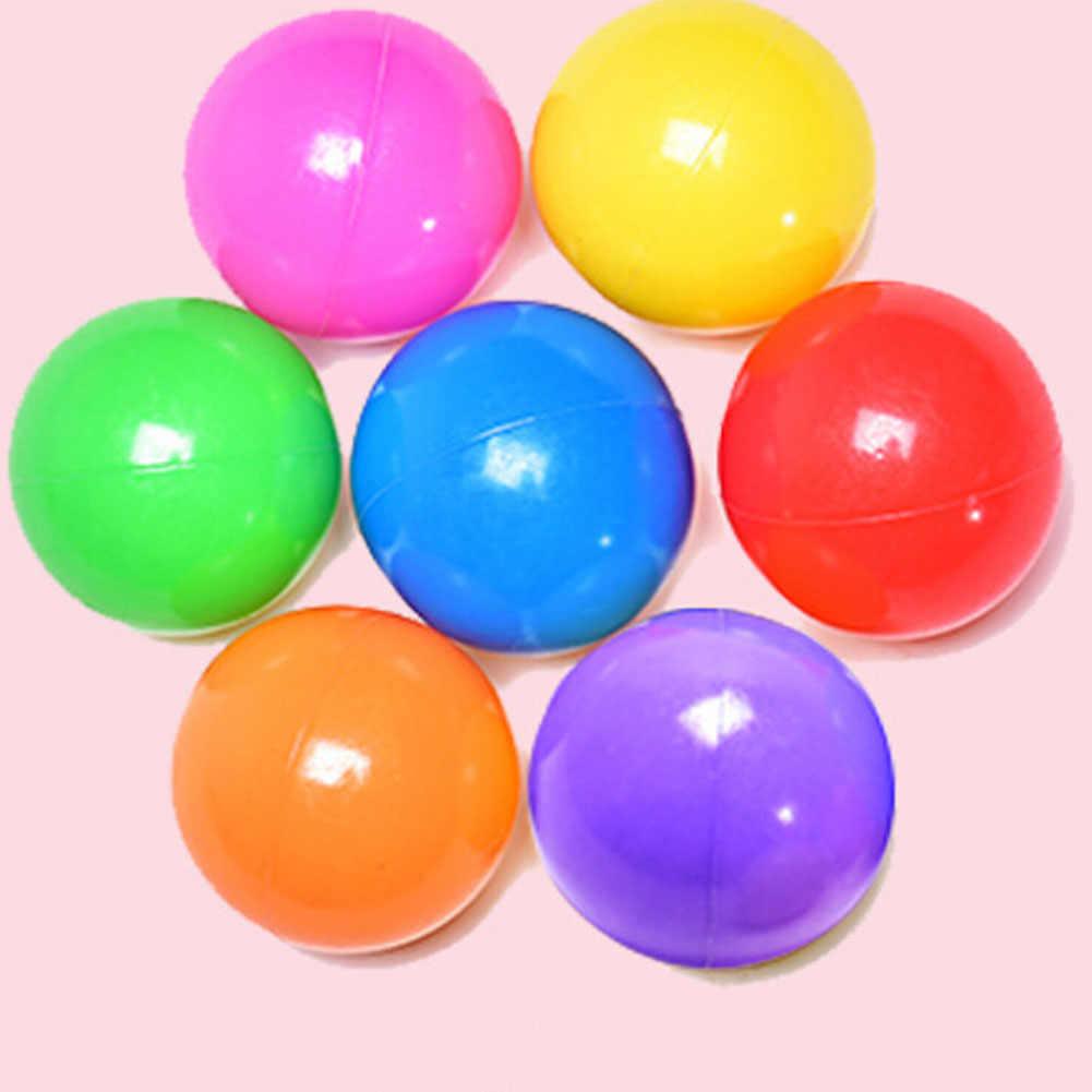 Ekologiczne kolorowe miękkie tworzywo sztuczne basen z wodą fala oceaniczna piłka śmieszne zabawki dla dzieci stres piłka powietrzna zabawa na świeżym powietrzu sport