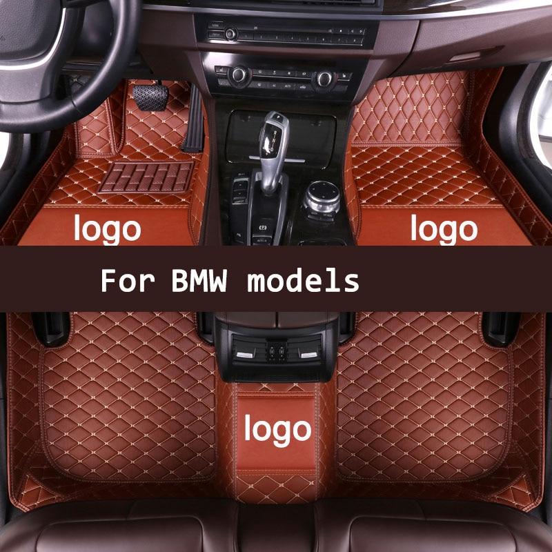 Автомобильные коврики APPDEE для BMW 1 2 3 серии 4 5 6 7 серии X1 X2 X3 X4 X5 X6 X7 Z4 M1 M3 M4 X5M