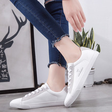 New High Quality Shoes Women Four Seasons Sneakers Classics Woman Fashion White Low-cut Ladies Casual Loafers Soft Flats