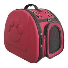 Переноска для домашних животных для собак, кошек, складная клетка, складная сумка-ящик, пластиковые сумки для переноски, переносная сумка принадлежности для домашних животных, Прямая поставка