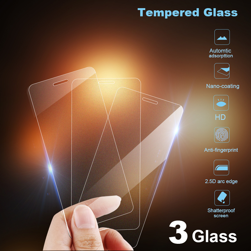 Full Cover Glass on the For iPhone X XS Max XR Tempered Glass For iPhone 7 8 6 6s Plus 5 5S SE 11 Pro Screen Protector image