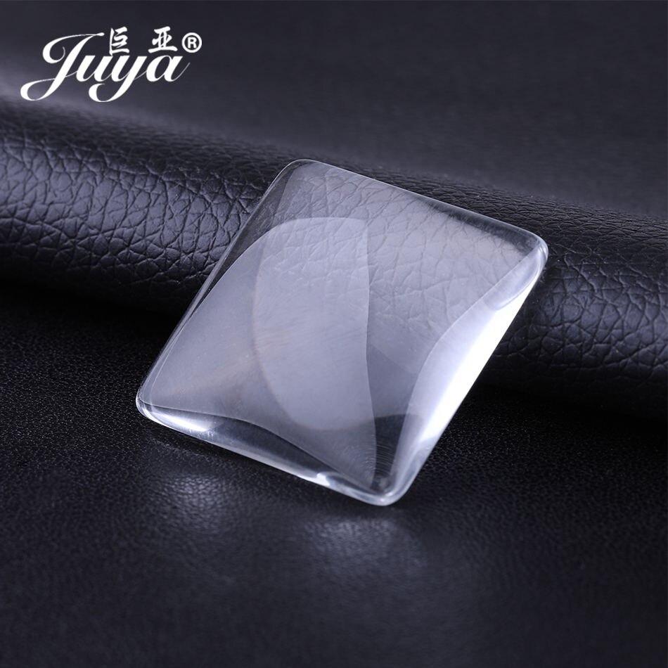 5pcs 25mm glass