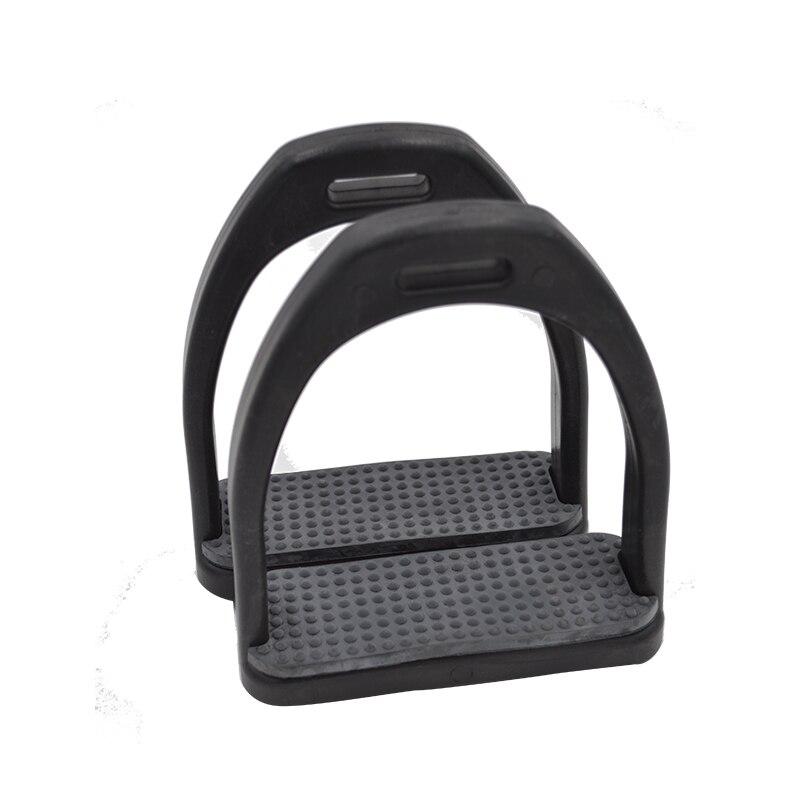 Riding Supplies Saddle Accessories Stirrup Plastic Non Slip Stirrup Light Stirrup