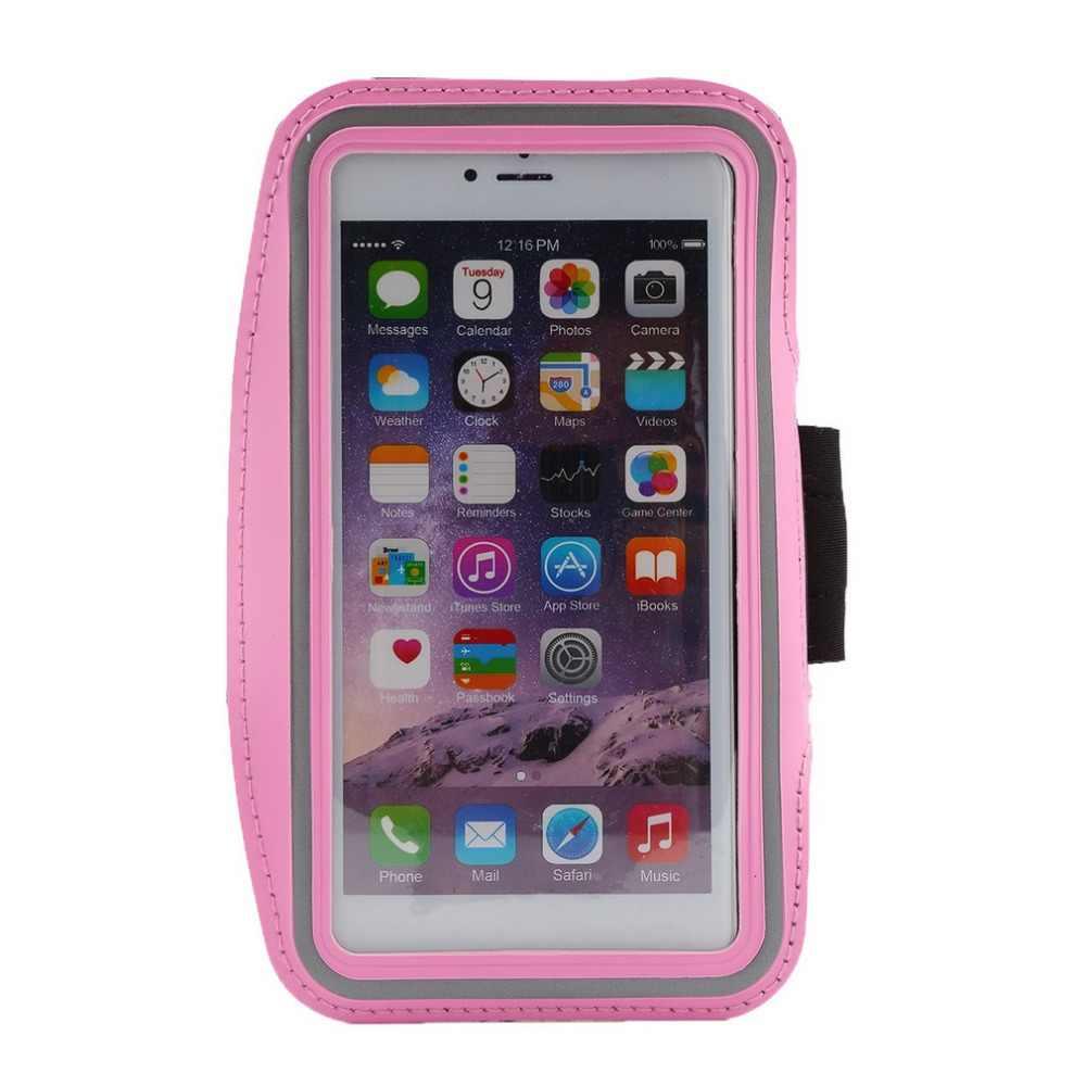 Hot Wereldwijd Premium Running Jogging Sport GYM Armband Case Cover Houder voor iPhone 6 Plus Promotie