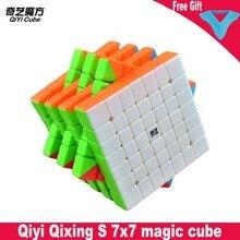 Puzzle Cube Toys Cubo Magico Education 7x7 4x4x4 5x5x5 6x6x6 7x7x7 Qiyi Qixing Kid