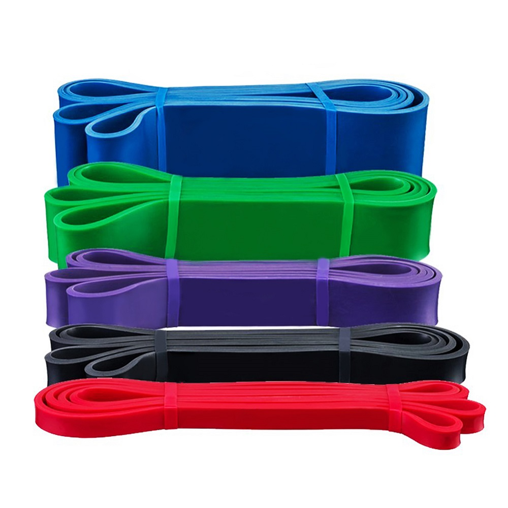 Fitness Pull Up Loop Band Heavy Duty Resistance Band Set Yoga Workout Strengthing Training Elastic Bands Loop Expander Equipment