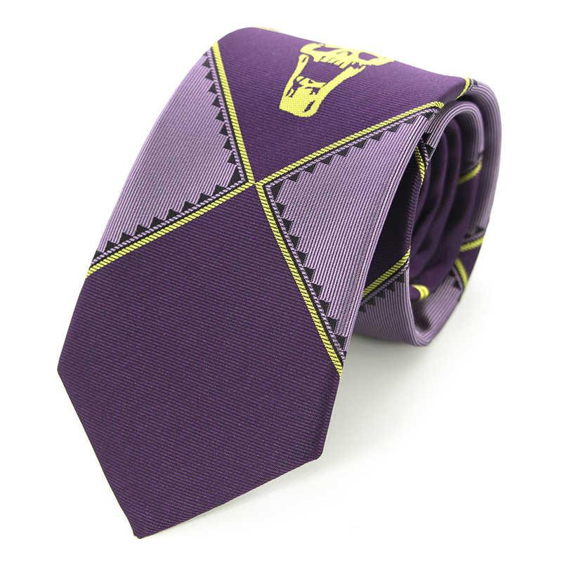 5 couleurs JoJo soie cravate merveilleuse aventure tueur reine ciel porte Kira Yoshikage cravate jeu de rôle cravate costume cool cadeau