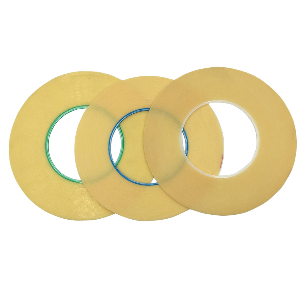 2PCS 1.5mm 2mm 3mm 4mm 5mm 8mm 10mm Width Margin Tape Transformer Insulation Tape Coil Wrap