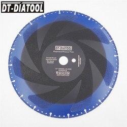 DT-DIATOOL 1pc Dia300/350/400mm Vakuum Gelötete Diamant Abriss sägeblatt Multi Zweck Rettungs Klinge Metall kunststoff Schneiden Disc